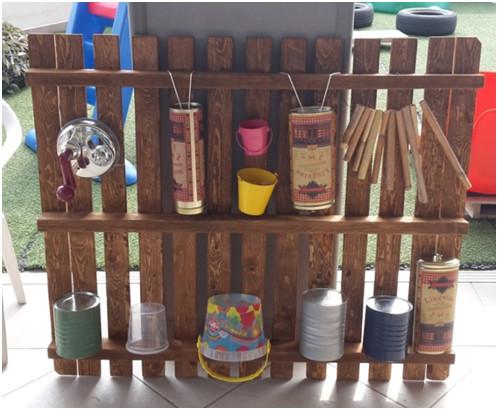 Outdoor education asilo nido leini gli amici di winnie for Divanetti per bambini